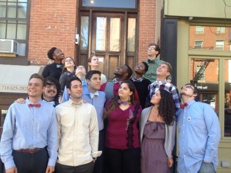 Group Bow-Tie portrait